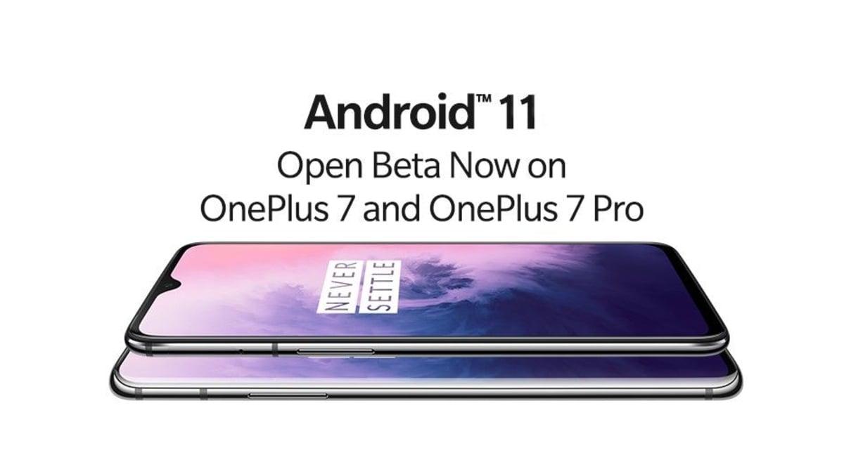 OnePlus 7 Pro, OnePlus 7 Get OxygenOS 11 Open Beta Update: Download Link, How to Install, Changelog Detai... - Gadgets 360