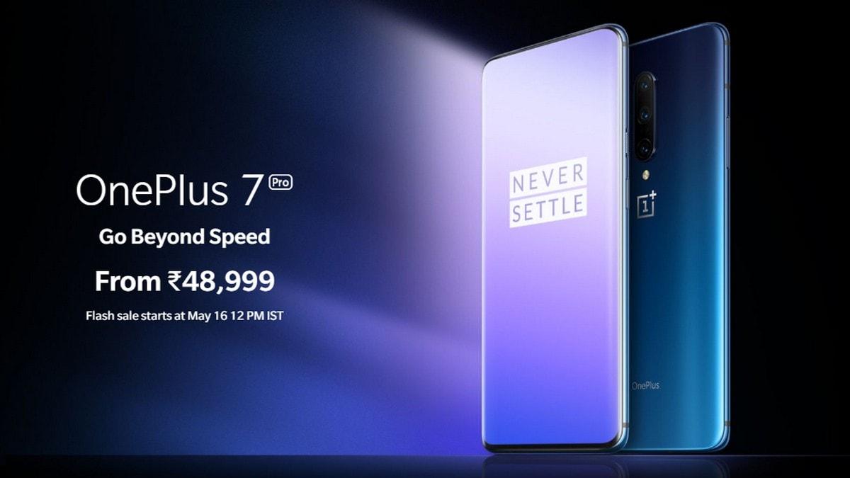 বিক্রি শুরু হল OnePlus 7 Pro: দাম, স্পেসিফিকেশন ও লঞ্চ অফার