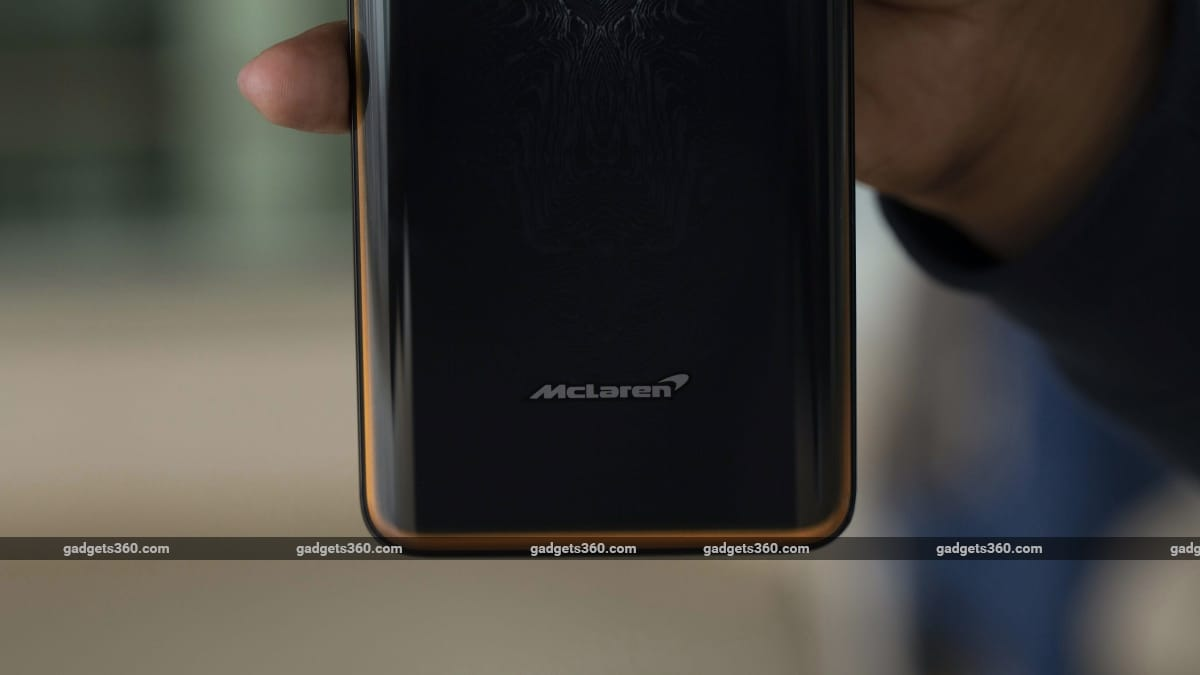 oneplus 7t pro mclaren edition review logo OnePlus