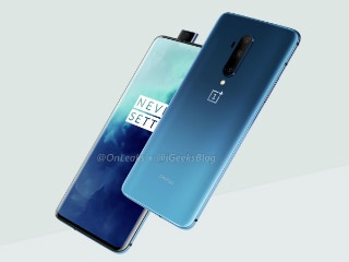 OnePlus 7T Pro Leaked Render Surfaces, OnePlus 7T Benchmark Listing Spotted Online