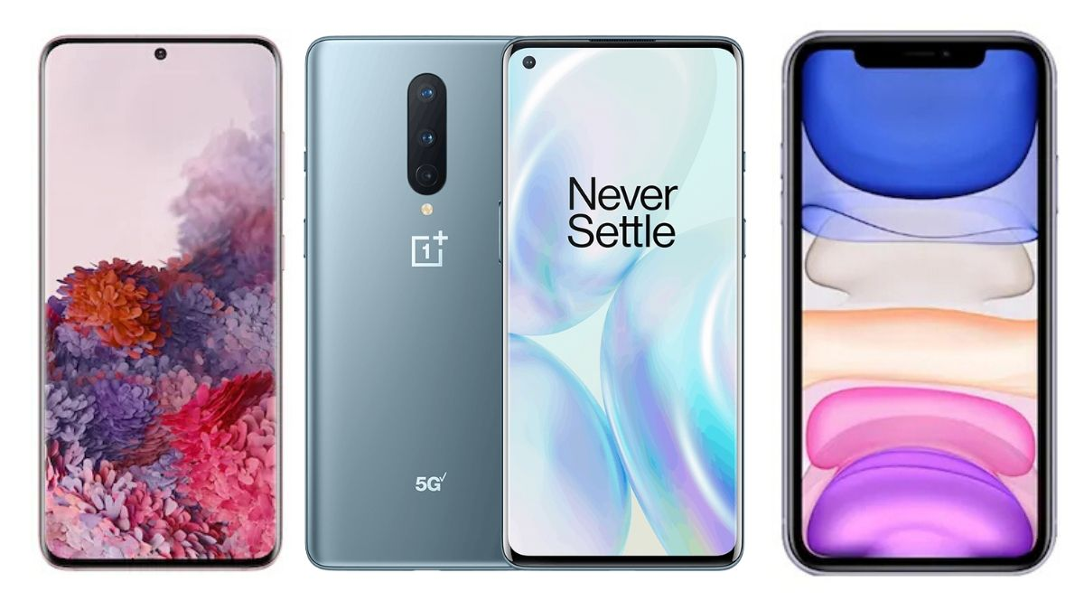 Oneplus 8 Vs Samsung Galaxy S20 Vs Iphone 11 Price In Manual Guide
