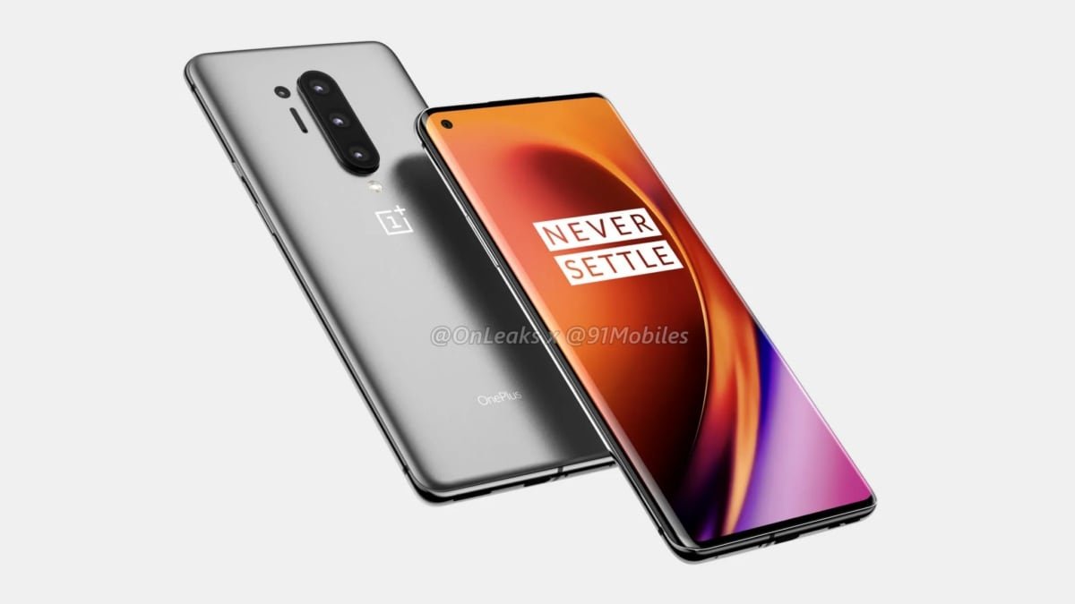 OnePlus 8 Pro Tipped to Sport 120Hz Fluid AMOLED Display