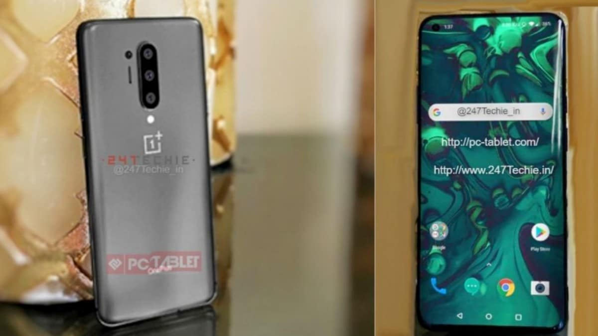 OnePlus 8 Pro Alleged Live Images Leak, Tip Familiar Design and Quad Rear Cameras
