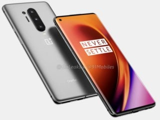 OnePlus 8 Pro Leaked Renders Tip Hole-Punch Design, Curved 90Hz Display, and Triple Rear Cameras