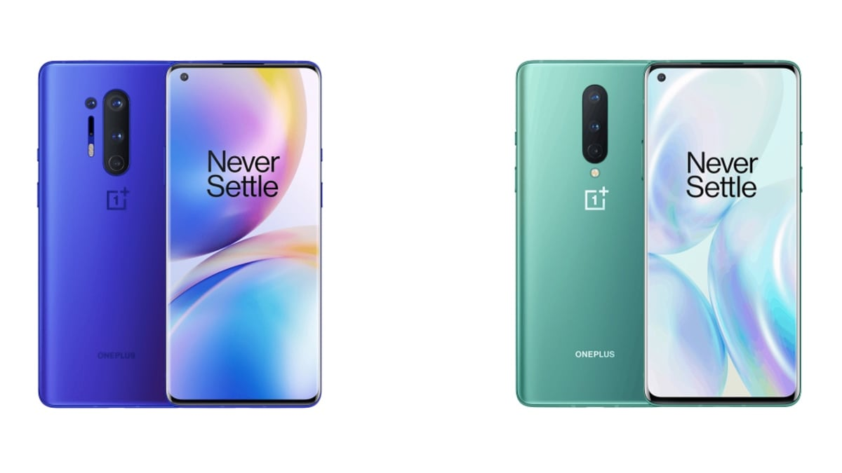 OnePlus 8 Pro vs OnePlus 8: Price, Specifications Compared ...