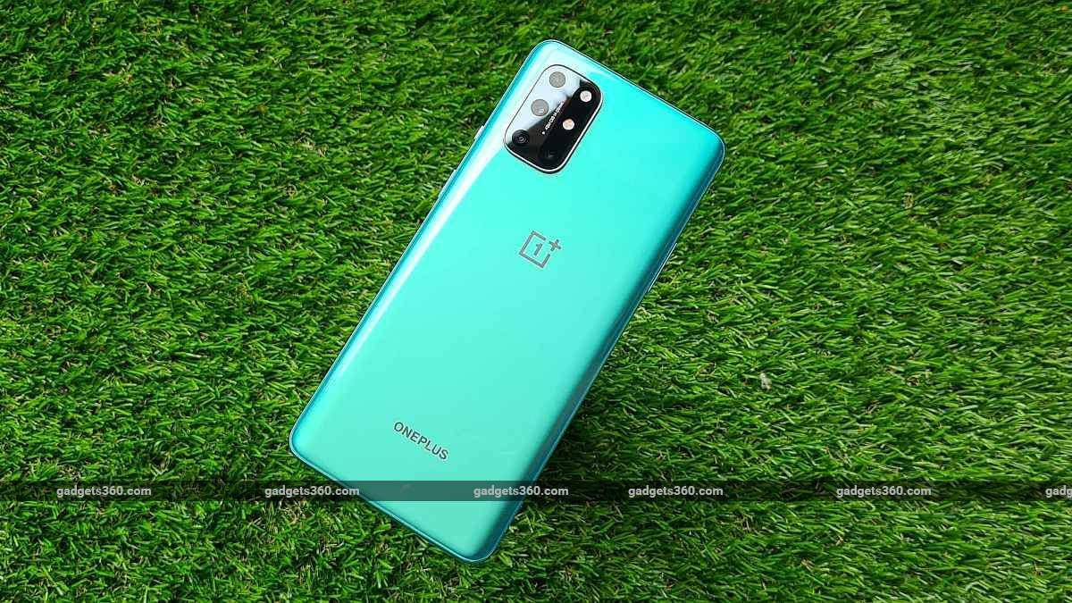 oneplus 8t back gadgets 360 oneplus