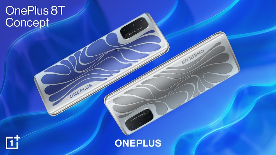 OnePlus 8T Concept Smartphone Unveiled With Colour-Shifting Back Panel That Recognises Gestures