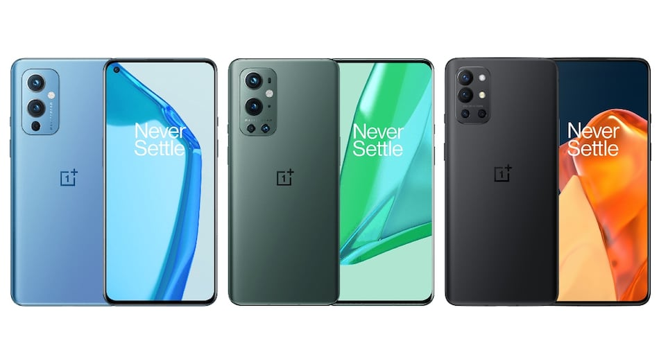 OnePlus 9 vs OnePlus 9 Pro vs OnePlus 9R: Price in India, Specifications  Compared | NDTV Gadgets 360