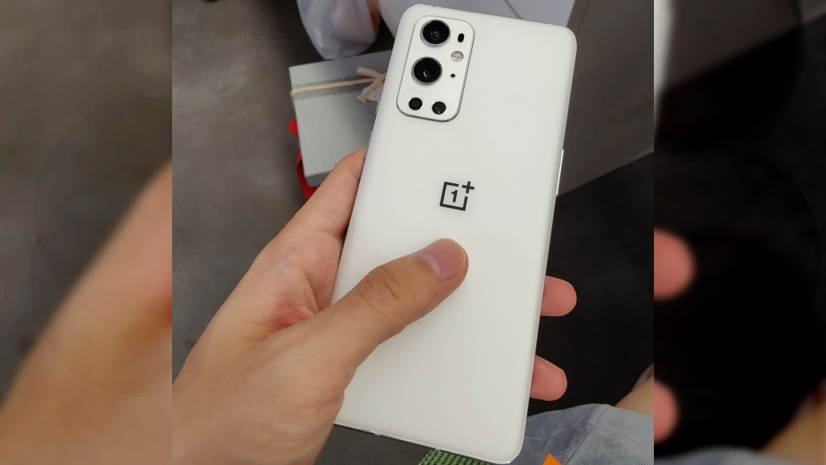 OnePlus 9 Pro Matte White Colour Finish Teased by COO Liu Fengshuo - Gadgets 360