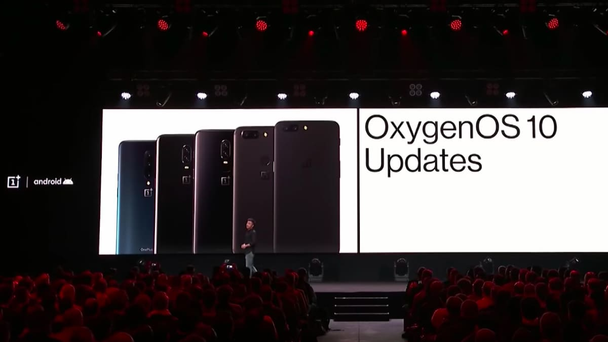 Image result for oneplus 6 and 6t android 10 update details