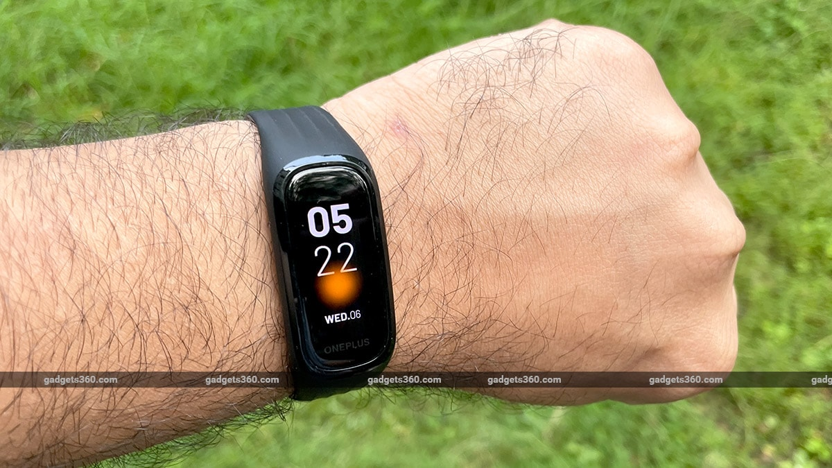 oneplus band cover gadgets360 OnePlus Band Review