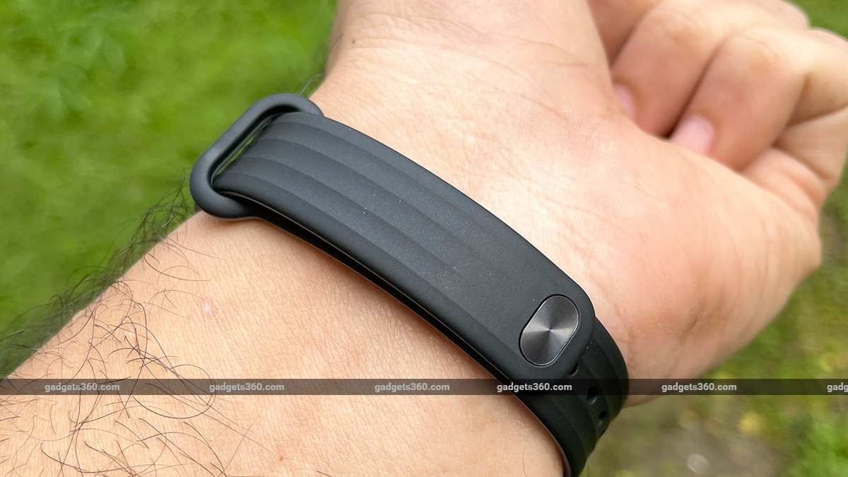 oneplus band strap gadgets360 OnePlus Band Review