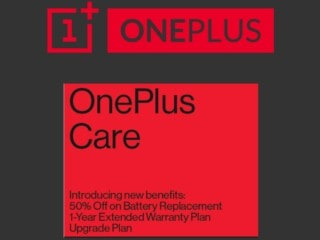 OnePlus Care Programme With Trade-in Offers and More Launched in India