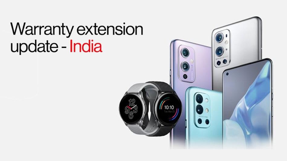 OnePlus ने भारत में अपने सभी प्रोडक्ट्स पर बढ़ाई 30 जून तक की वारंटी