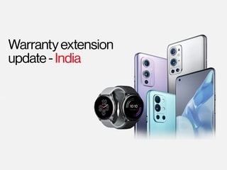 OnePlus Extends Warranty on All Products in India Till June 30 Due to COVID-19 Pandemic