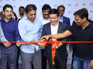 OnePlus Opens R&D Facility in Hyderabad, Will Invest Rs. 1,000 Crores Over 3 Years