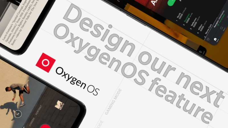 OnePlus to Crowdsource Next OxygenOS Feature, Offers Free Phone and Launch Event Invite