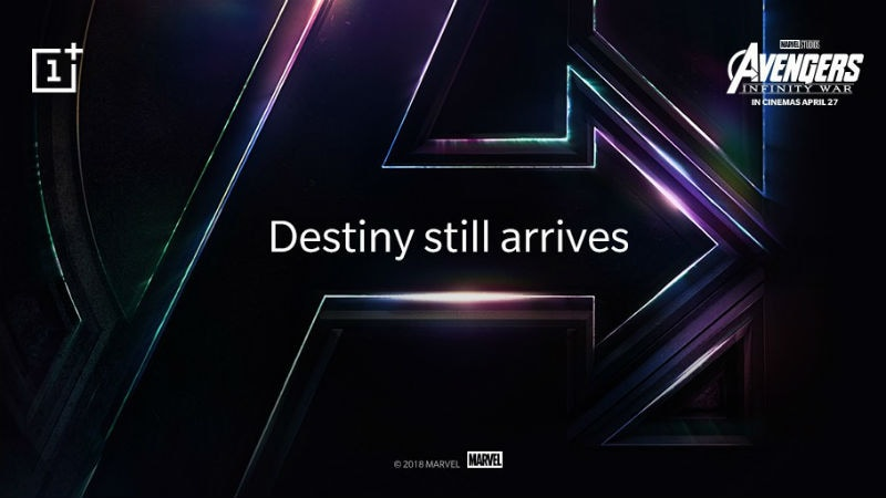 OnePlus 6 Avengers: Infinity War Edition Expected as OnePlus Announces Partnership With Marvel