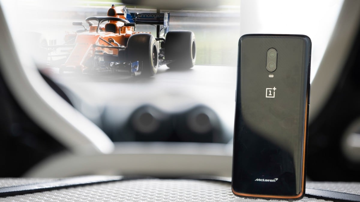 OnePlus 7T Pro McLaren Edition to Launch on October 10, OnePlus Teases