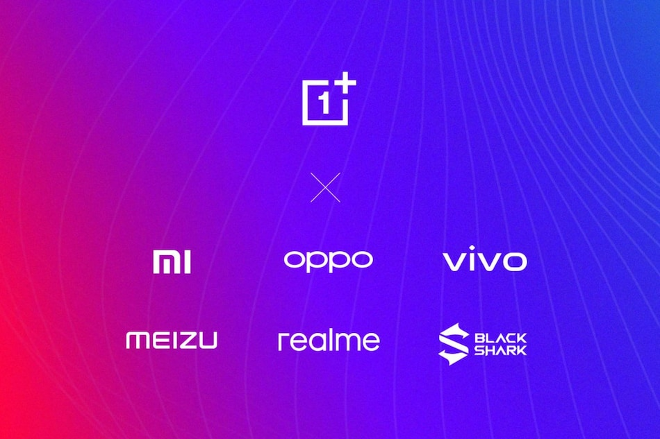 OnePlus, Realme, Others Join Oppo, Vivo, and Xiaomi's P2P File Transfer Alliance