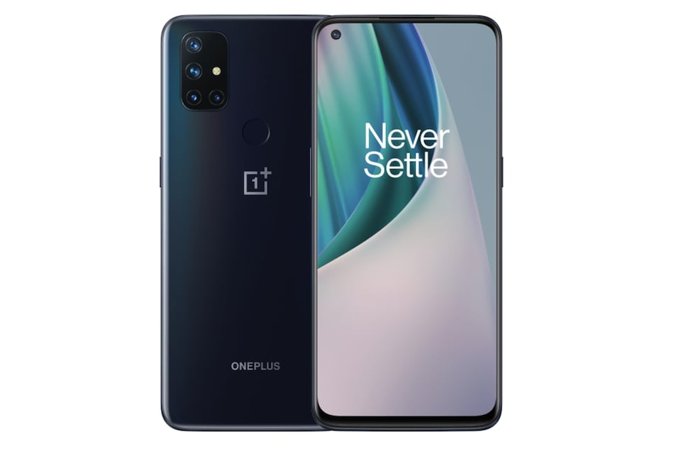 OnePlus Nord N10 5G, Nord N100 With Hole-Punch Display Launched: Price, Specifications