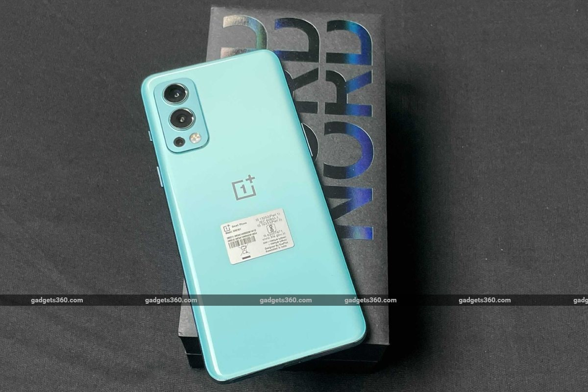 oneplus nord 2 5g rear camera image gadgets 360 OnePlus Nord 2 5G