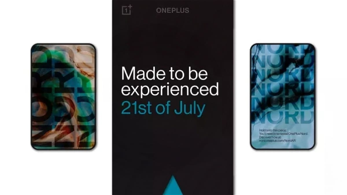 OnePlus Nord India launch on July 21
