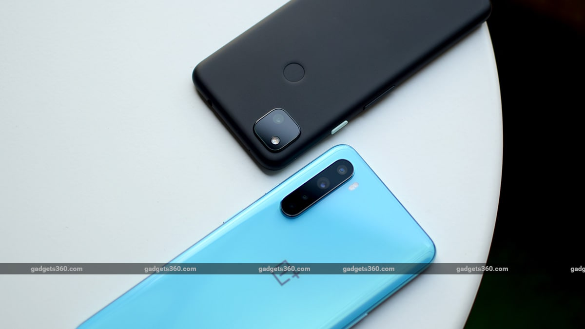 oneplus nord vs pixel 4a comparison backs ss