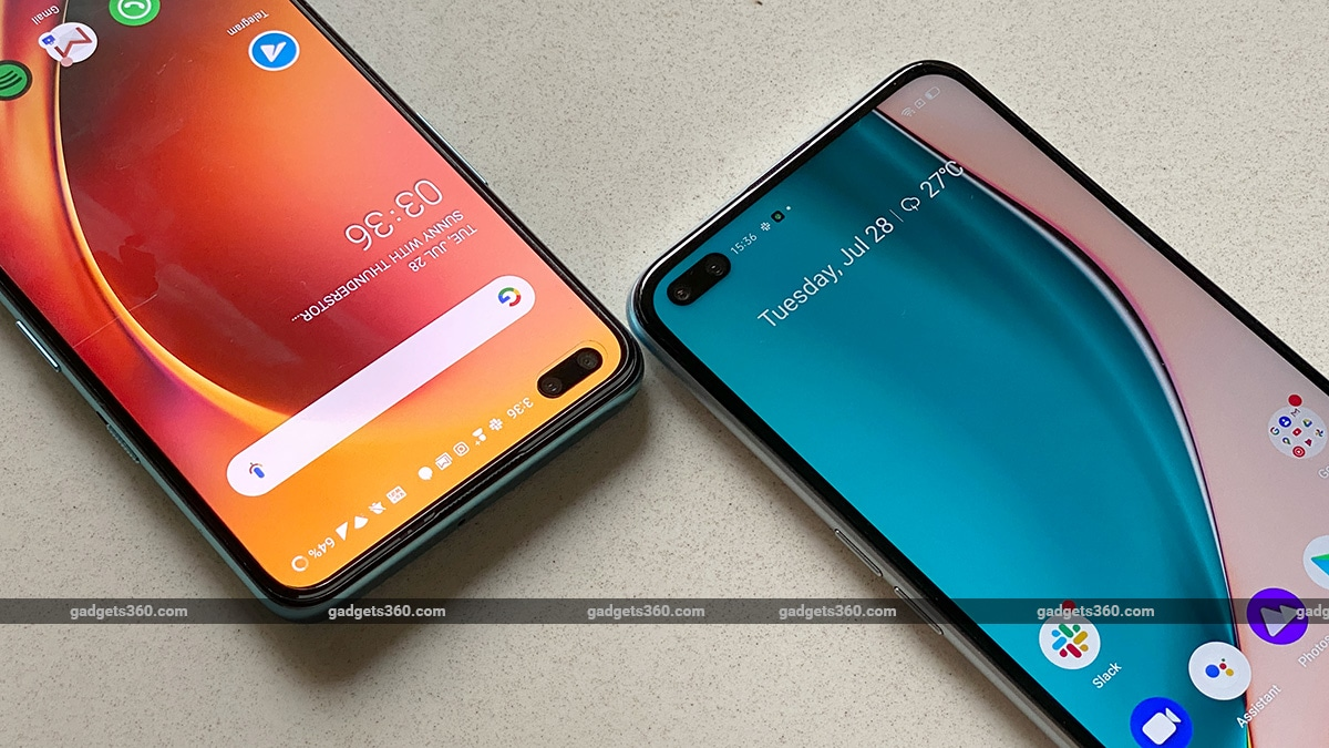 Image of article 'OnePlus Nord vs Realme X3 SuperZoom: Best Phone Under Rs. 30,000'