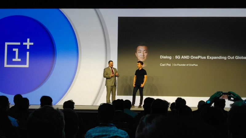 OnePlus to Launch 5G Phone in 2019, Co-Founder Carl Pei Confirms at Qualcomm Summit