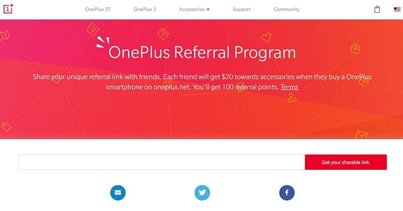 OnePlus Referral Programme Announced Ahead of OnePlus 5 Launch