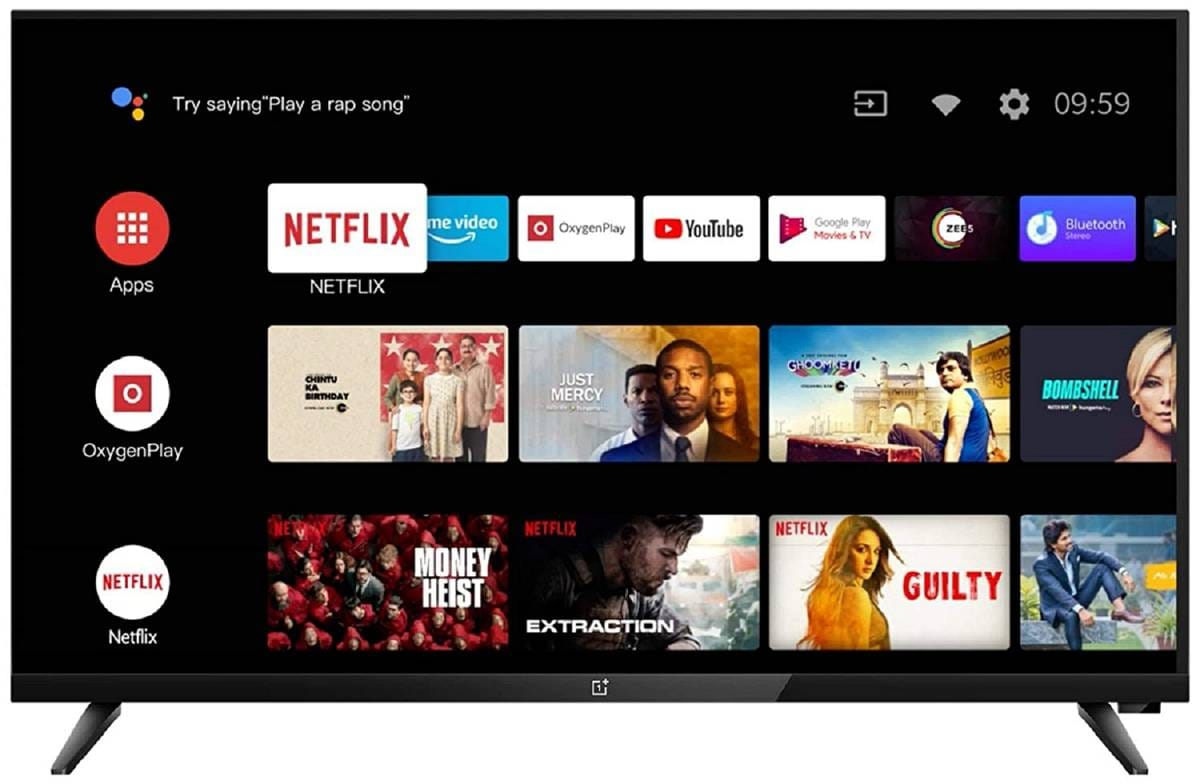 OnePlus TV 32Y1 Model Goes on Sale Today at 12 Noon via Amazon India