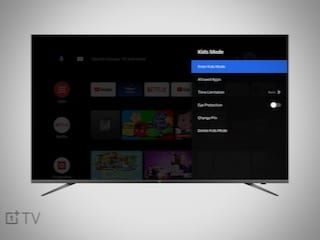OnePlus TV Update 'OTA 5' Adds Kids Mode, Data Saver Plus, Brings Back Storage Expansion