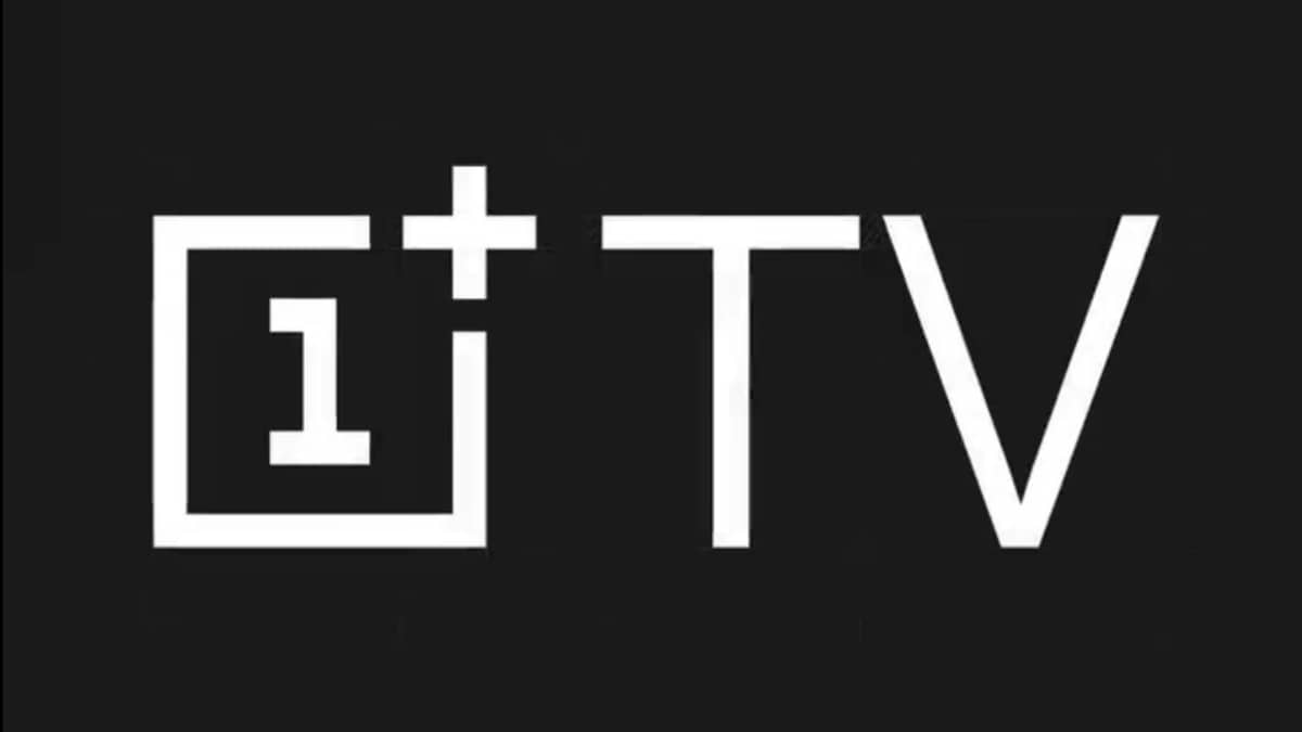OnePlus TV Official Name, Logo Revealed Ahead of Formal Launch