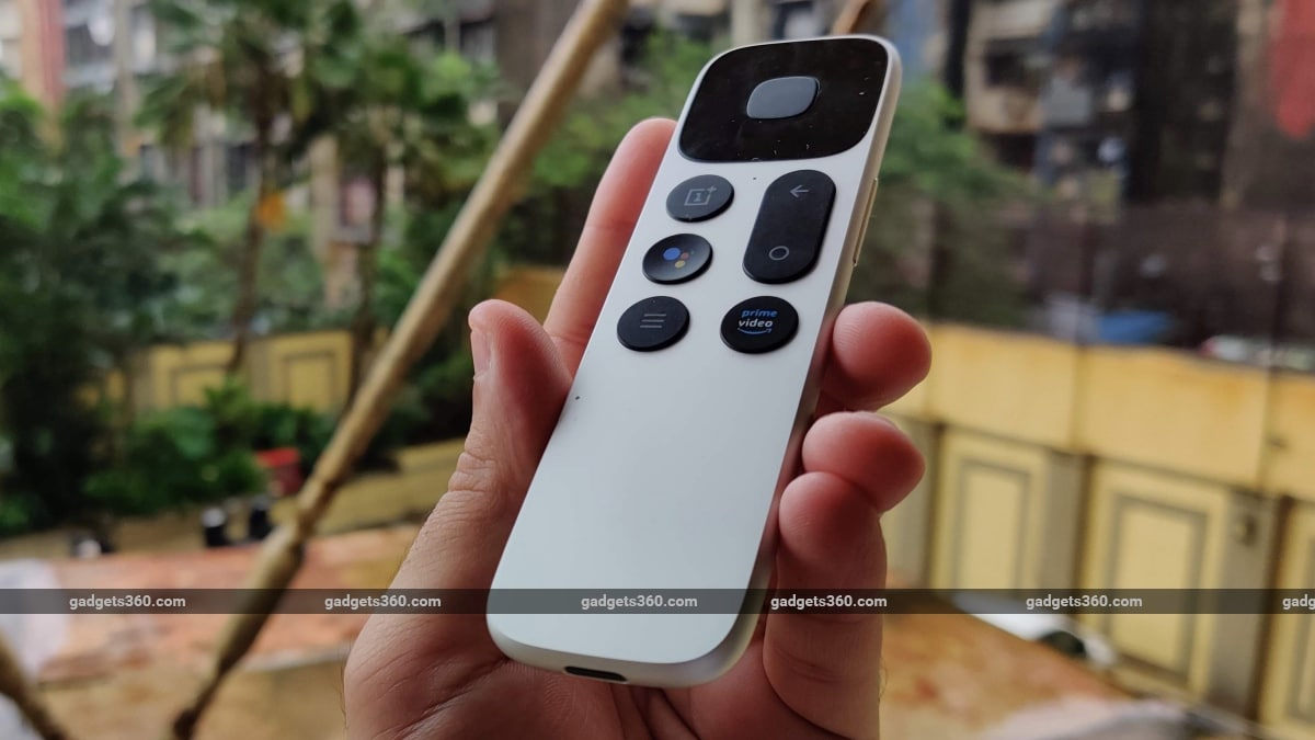 oneplus tv q1 pro review remote OnePlus TV