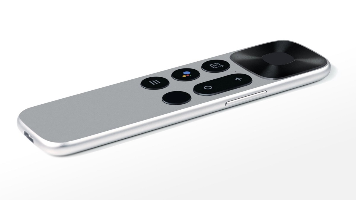 OnePlus TV Remote Revealed by CEO Pete Lau, Content Partnership With Eros Now Announced