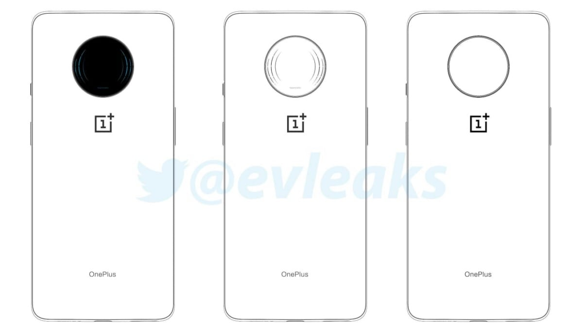 OnePlus 7T Pro Design May Just Have Been Leaked, Shows Circular Camera Module