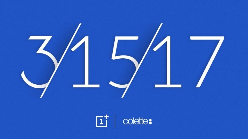 OnePlus 3T Blue Colour Variant Expected to Be Launched on Wednesday