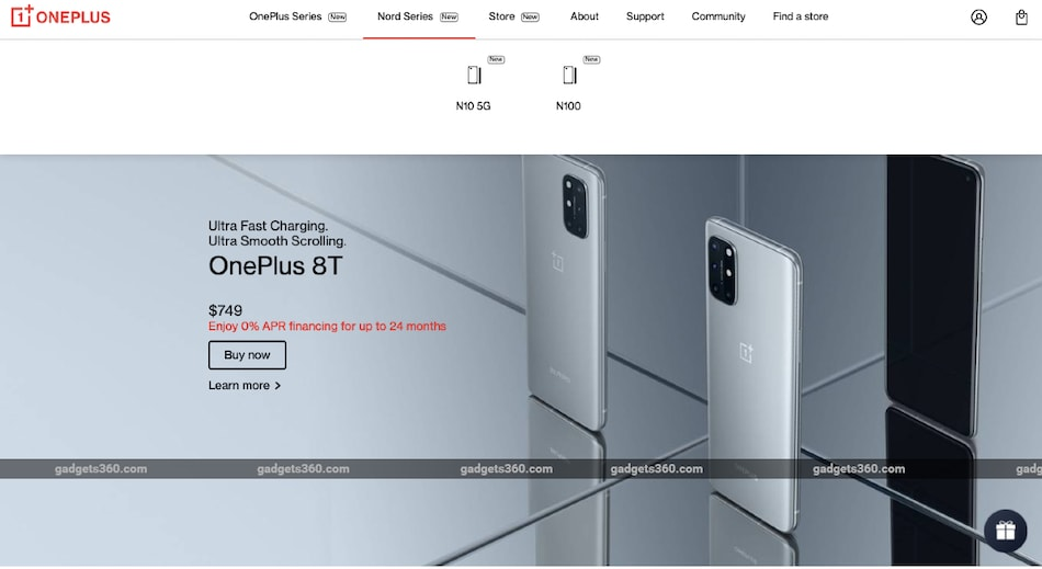 OnePlus Nord N10 5G, OnePlus Nord N100 Listed on US Site Ahead of Launch, Design Details Leaked in Sketches