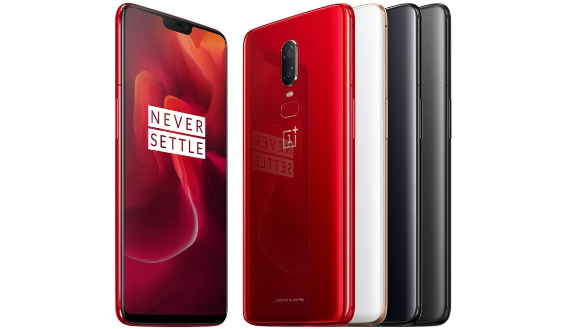 OnePlus 6T, OnePlus 6 OxygenOS Update Brings June Android Security Patch, Screen Recording Feature