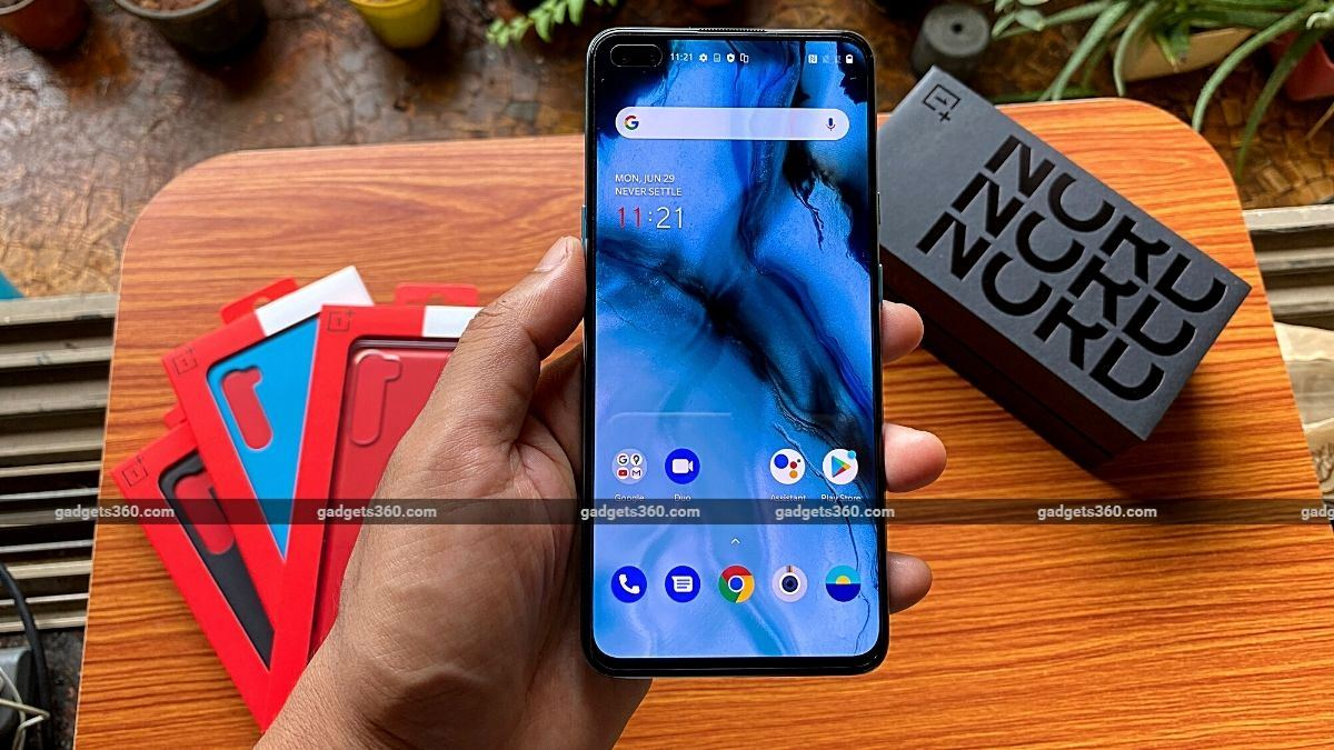 OnePlus Nord vs OnePlus 8: What's the Difference