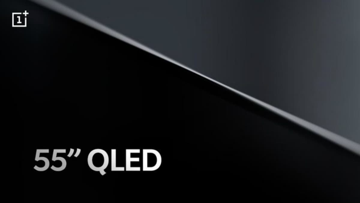 OnePlus TV to Sport a 55-Inch QLED Display, Company Confirms