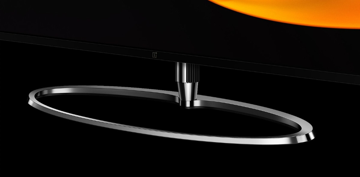 OnePlus TV to Offer Automatic Volume Change; Bottom Stand Design Revealed