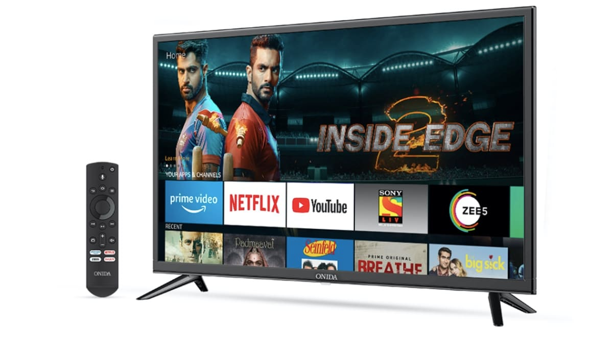 Amazon India Says 80 Percent of TVs Sold on Its Platform in 2019 Were Smart TVs, Samsung & LG Among Top Brands