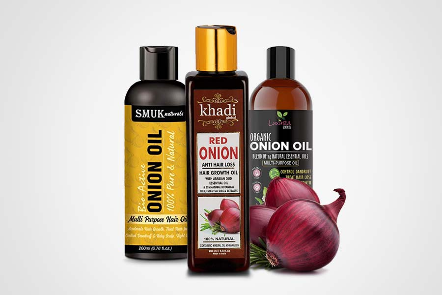 14 Best Onion Oils for Hair Growth