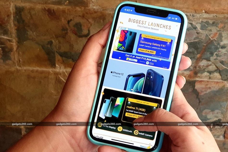 Online Sales of Smartphones in India Surpass Past Records Ahead of Flipkart and Amazon's Big Sales