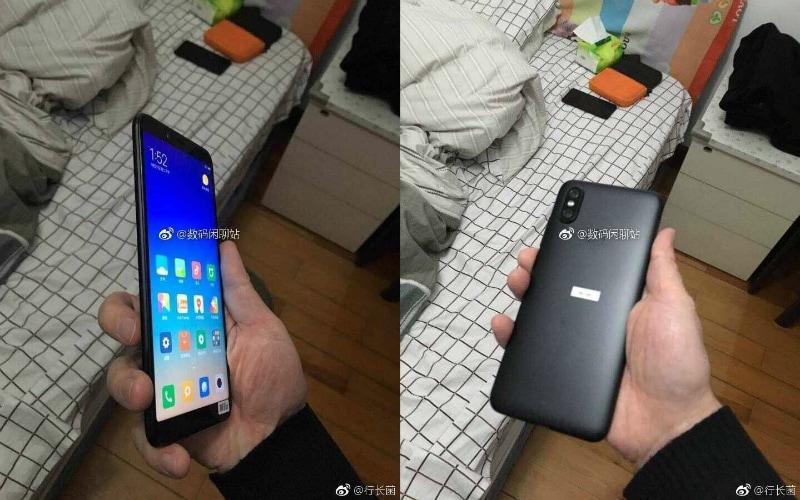 onphones mi6x inline Mi 6X Leaked