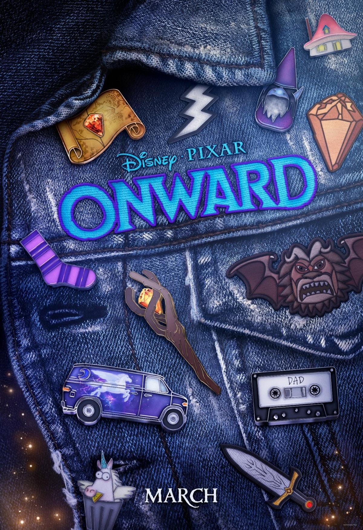 onward poster Onward poster