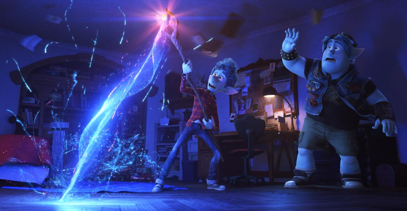 Onward Movie Review: Marvel Duo on a Fun Quest in Slapstick Pixar Movie