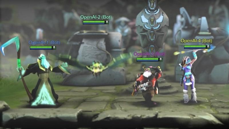 OpenAI Five Bots Beat Semi-Pro Dota 2 Team 2-1 Ahead of The